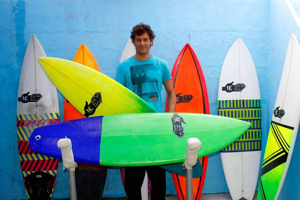 Surf Art Gabriel Picillo